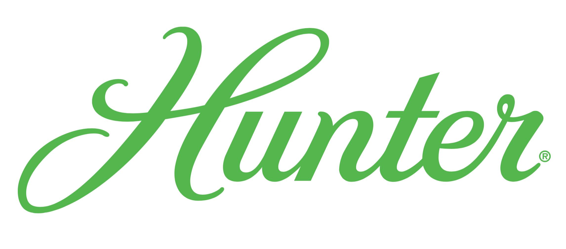 (ロゴ)Hunter(R)