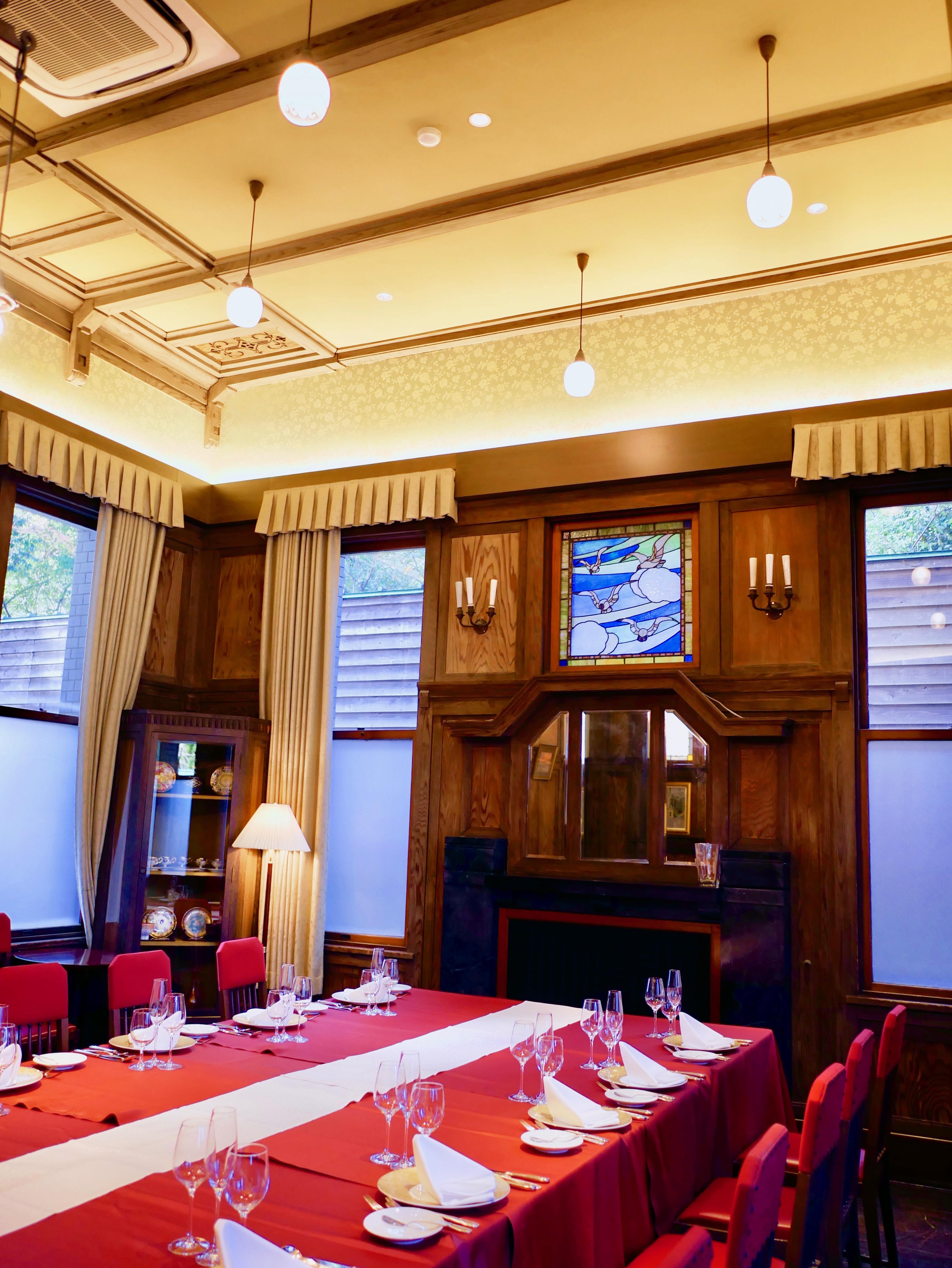神戸迎賓館 VIPルーム