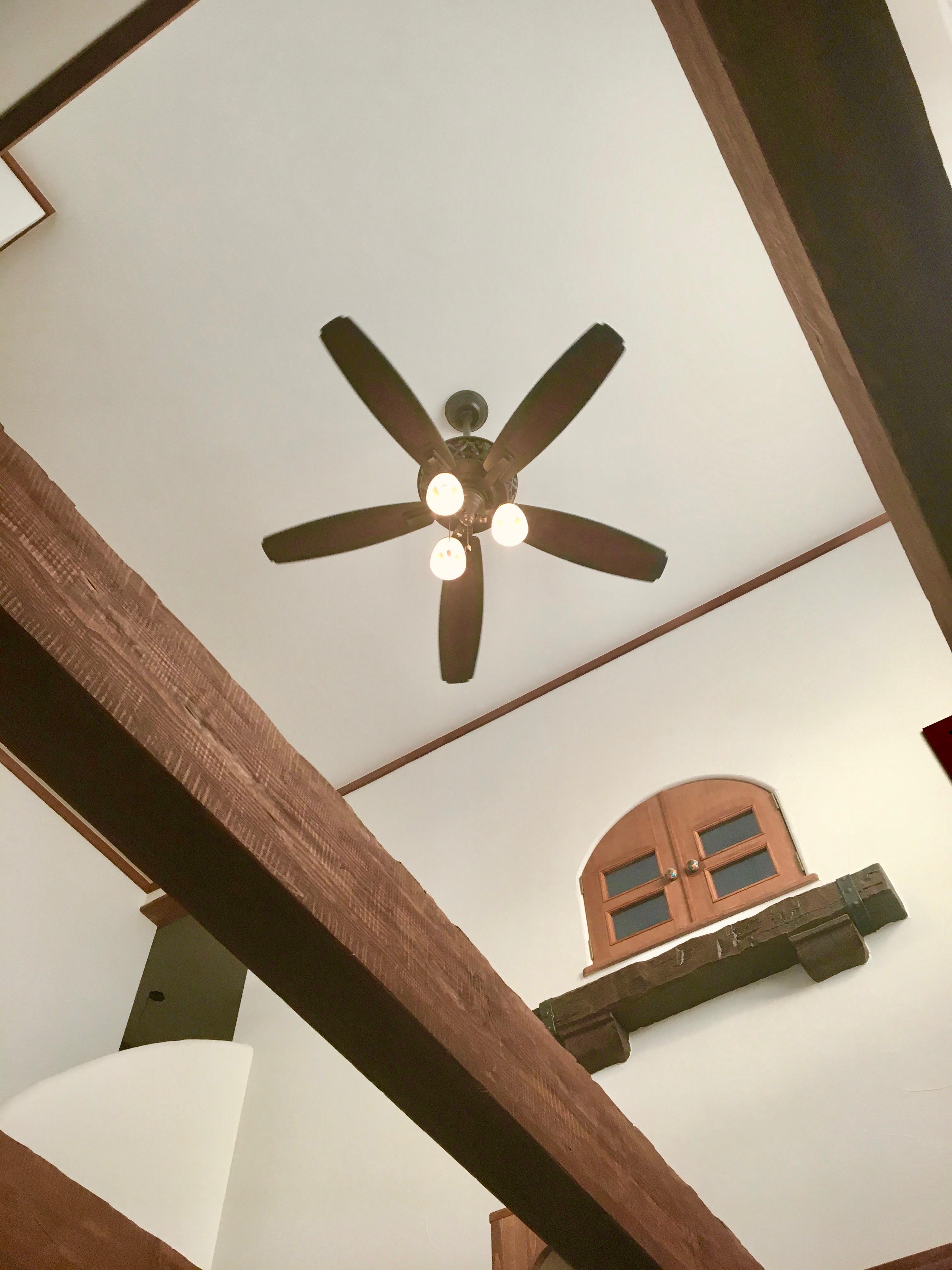 ハンター シーリングファン ウィロークレスト ダウンロッド24インチ(31cm) ハンターストア・シーリングファンショップ