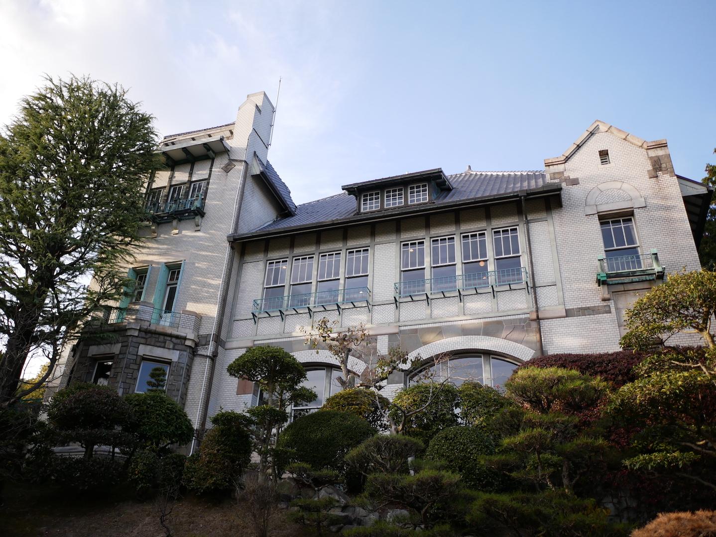 神戸迎賓館 本館