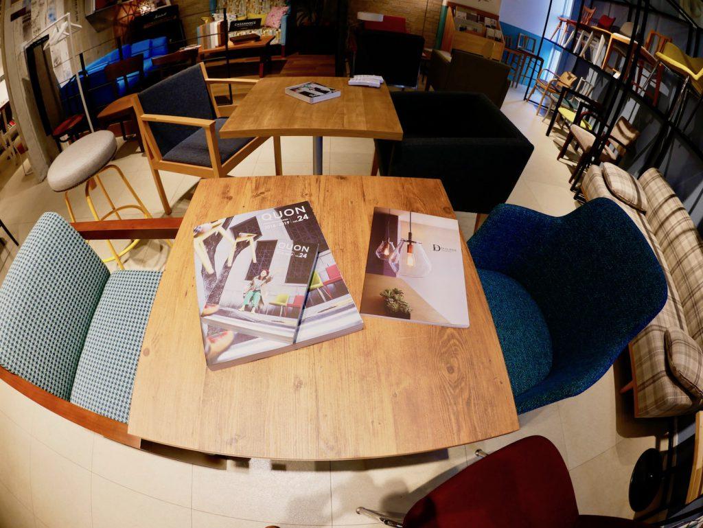VENTO ヴェント シーリングファン画像 正規輸入販売 ハンターストア東京ショールーム