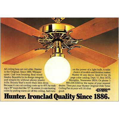 HunterFan ハンター カサブランカ シーリングファン画像 Hunter正規輸入品販売ハンターストア㈱