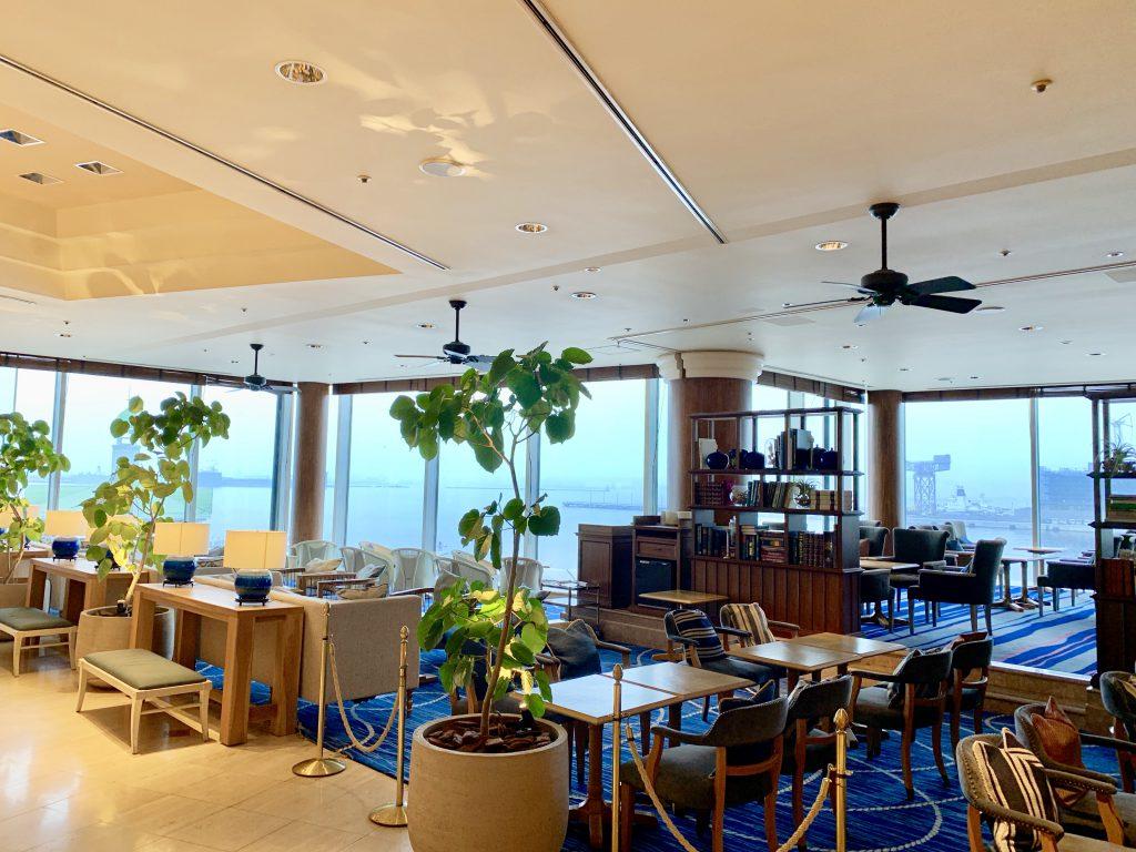 ハンターシーリングファン ヨコハマグランド インターコンチネンタルホテル 画像