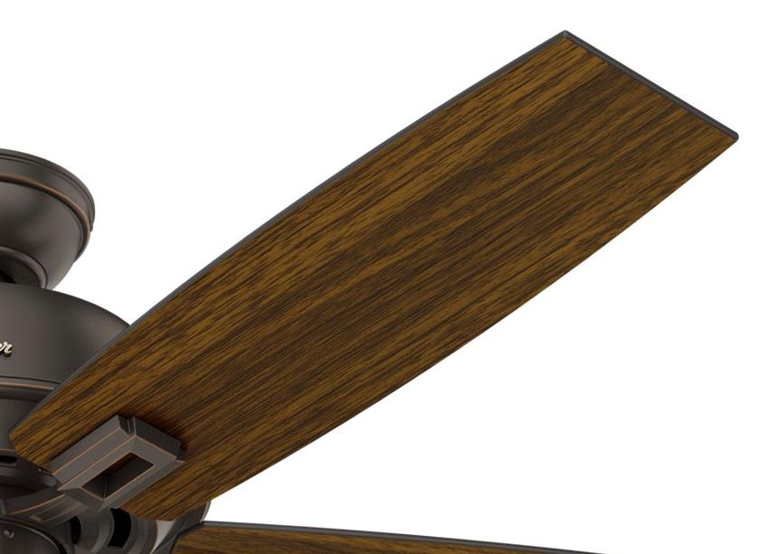 54167 ドネガン オニキスベンガル ハンターシーリンシーリングファン画像 Hunter Fan