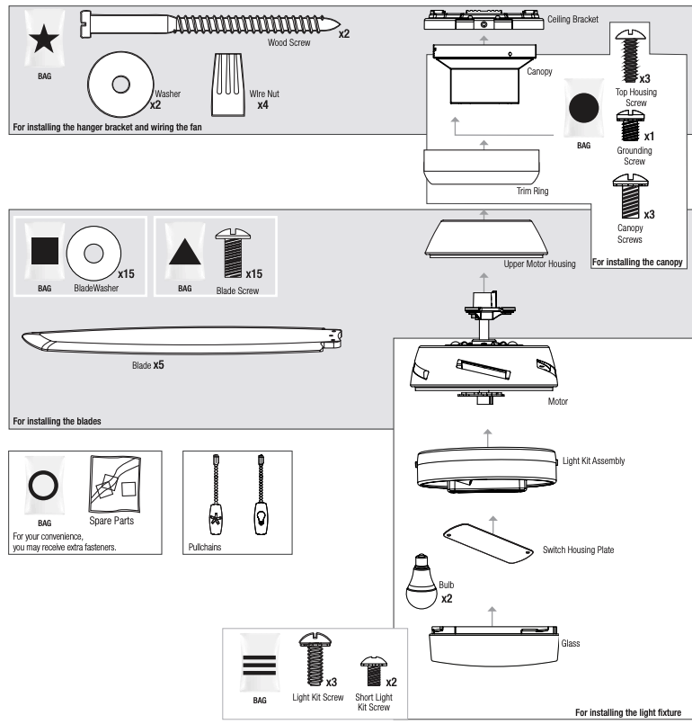 Brushed Nickel - Matte Nickel | Item 51223